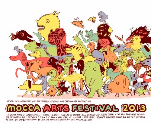 moccafest2013poster