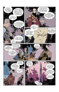 "Excerpt from ""The Long Bow"" by Michael Swanwick (writer) and Joe DellaGatta (artist/letterer)"